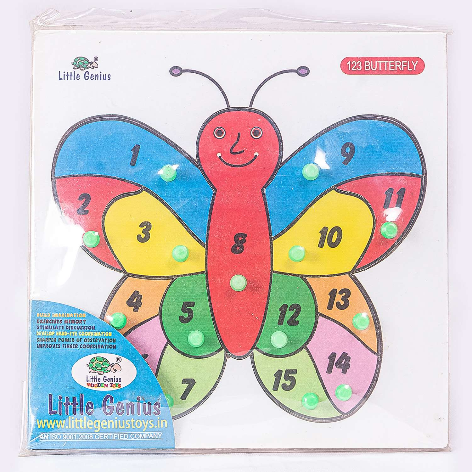 Butterfly Puzzle 2