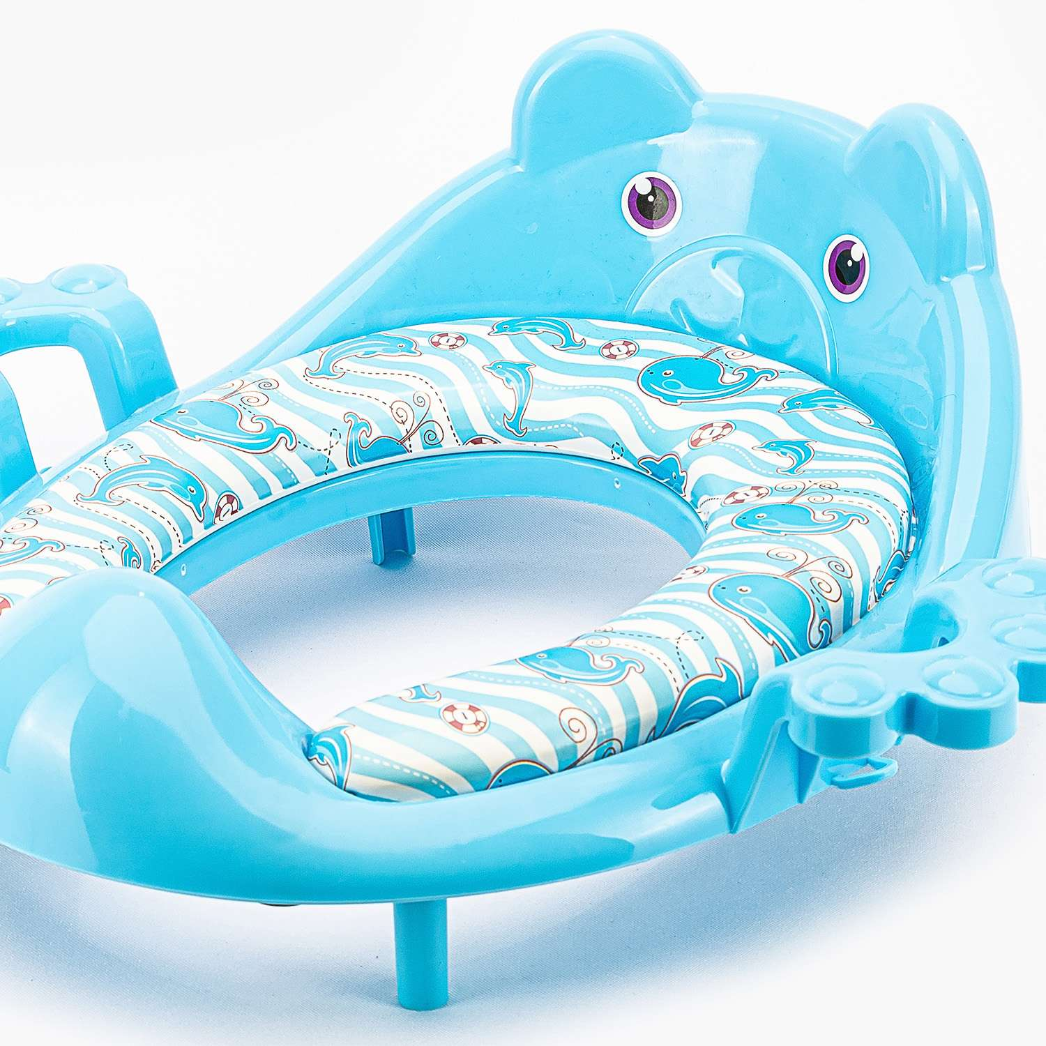 Comfort Potty Seat Baby Potty Ring With Cushion 1