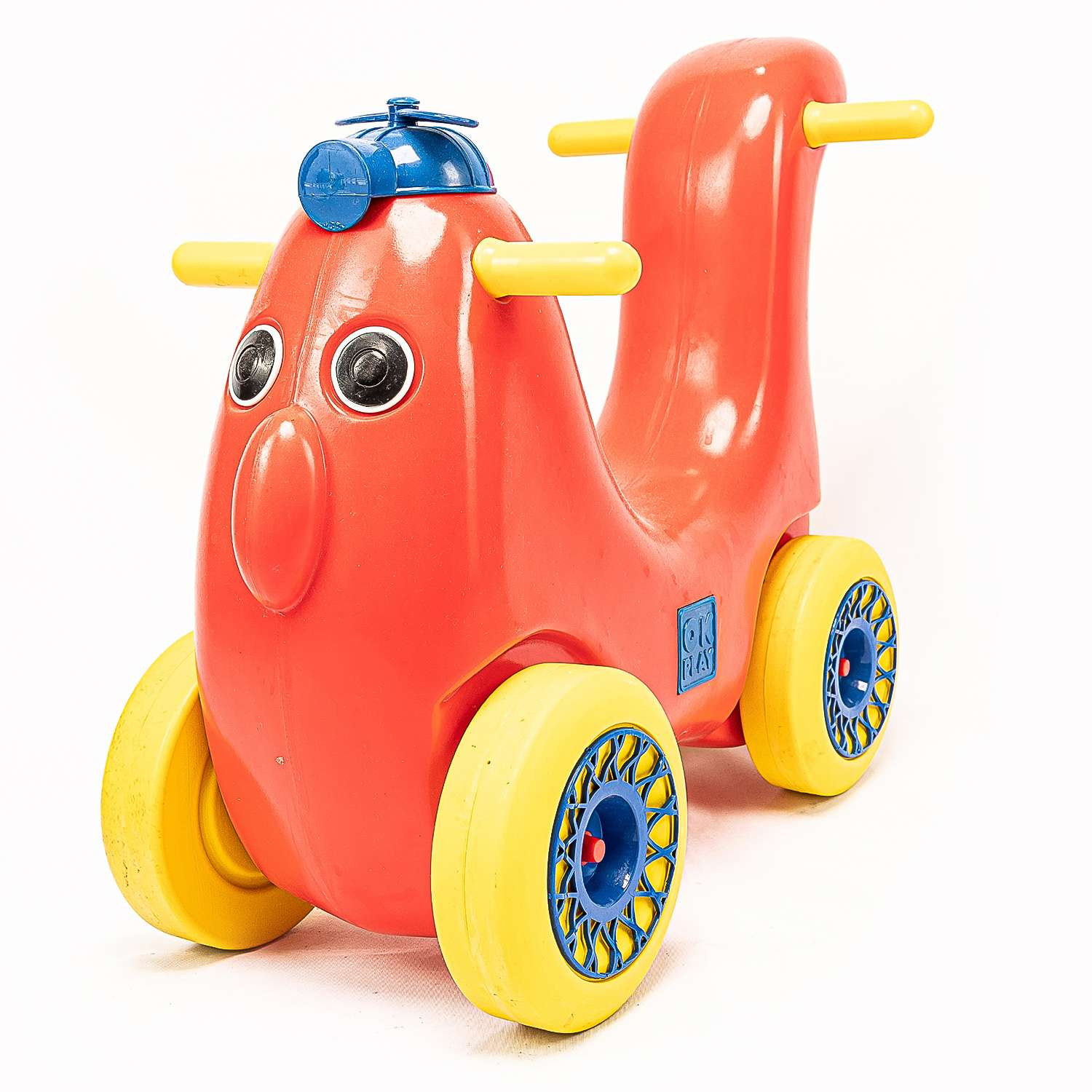 OK Play Riding Toy For Kids SCOOT HOOT 1