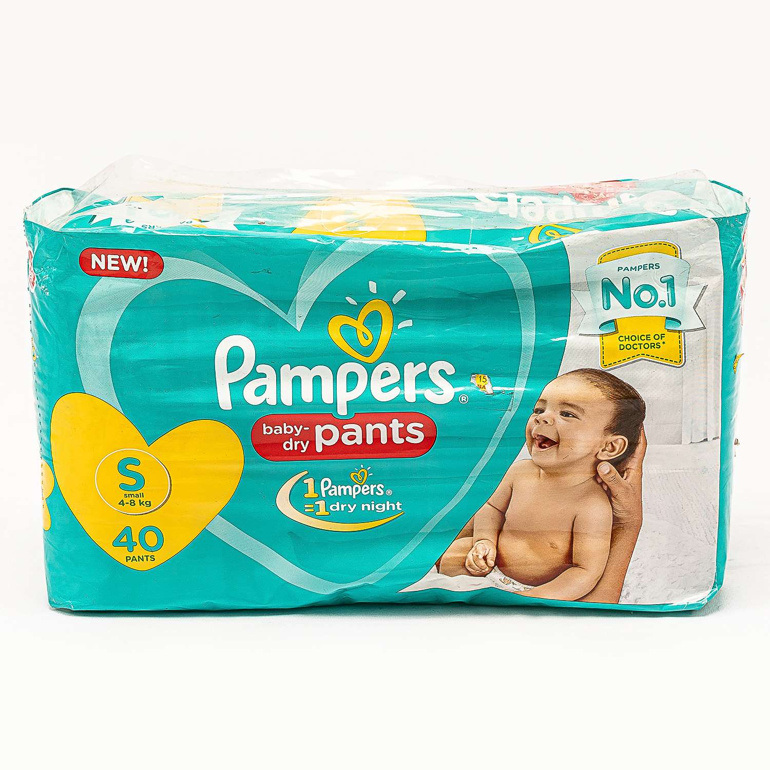 Pampers Babypants S 74 2