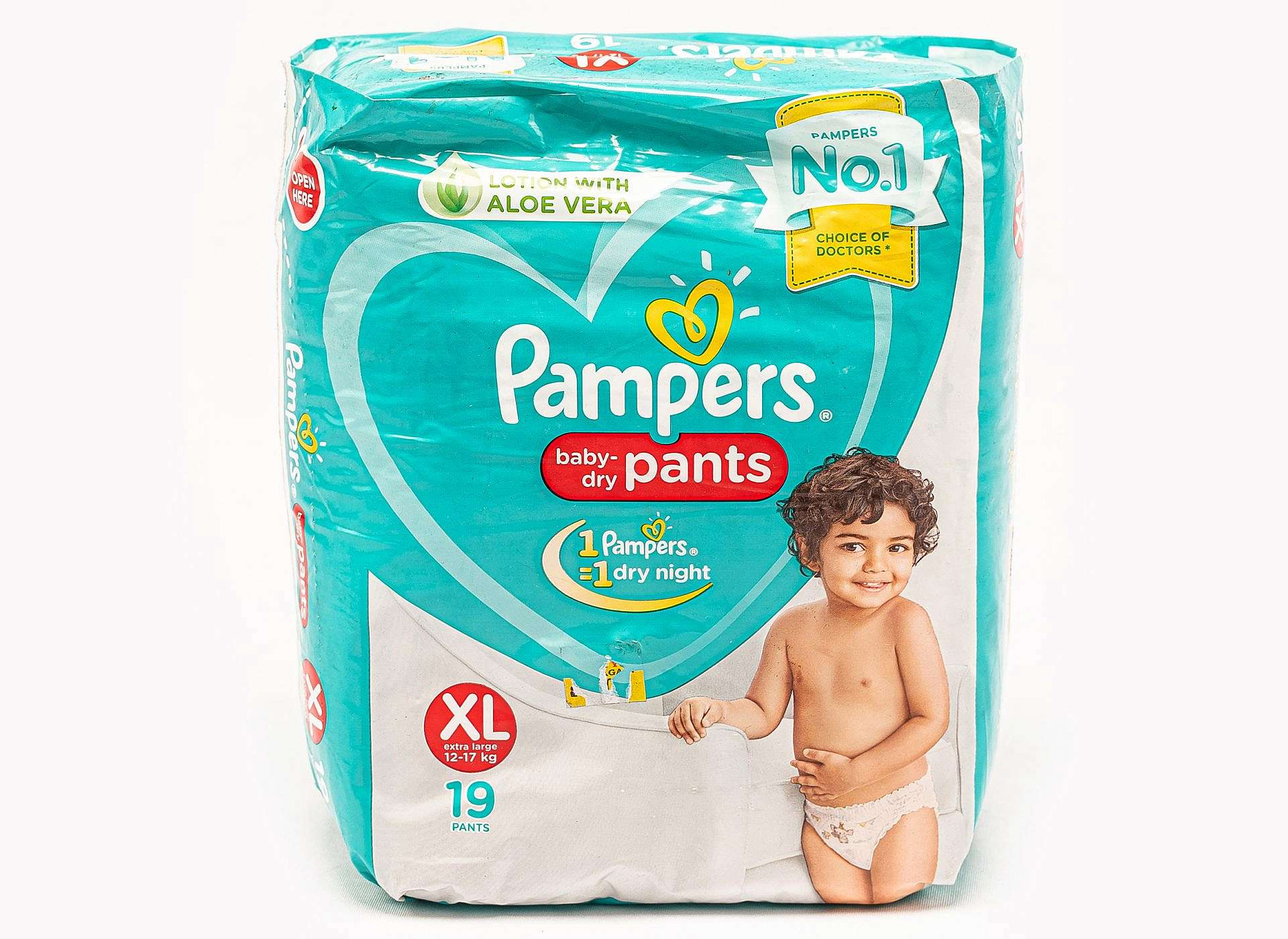 Pampers Babypants XL 19 1 1
