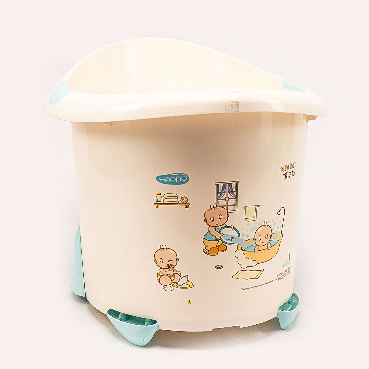 Round Shaped Bath Tubs For Baby 1