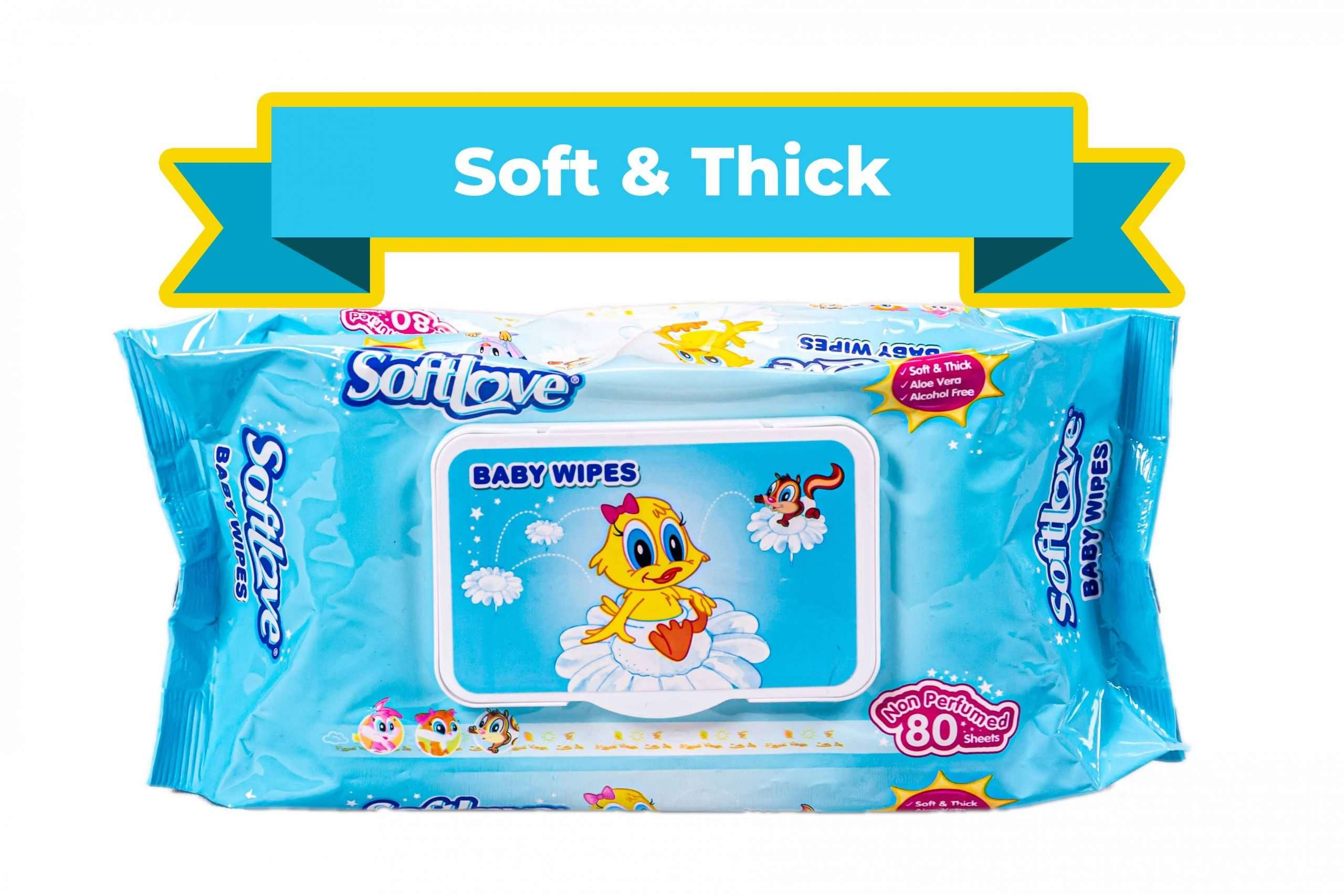 Soft love baby wipes non perfumed design 2 scaled