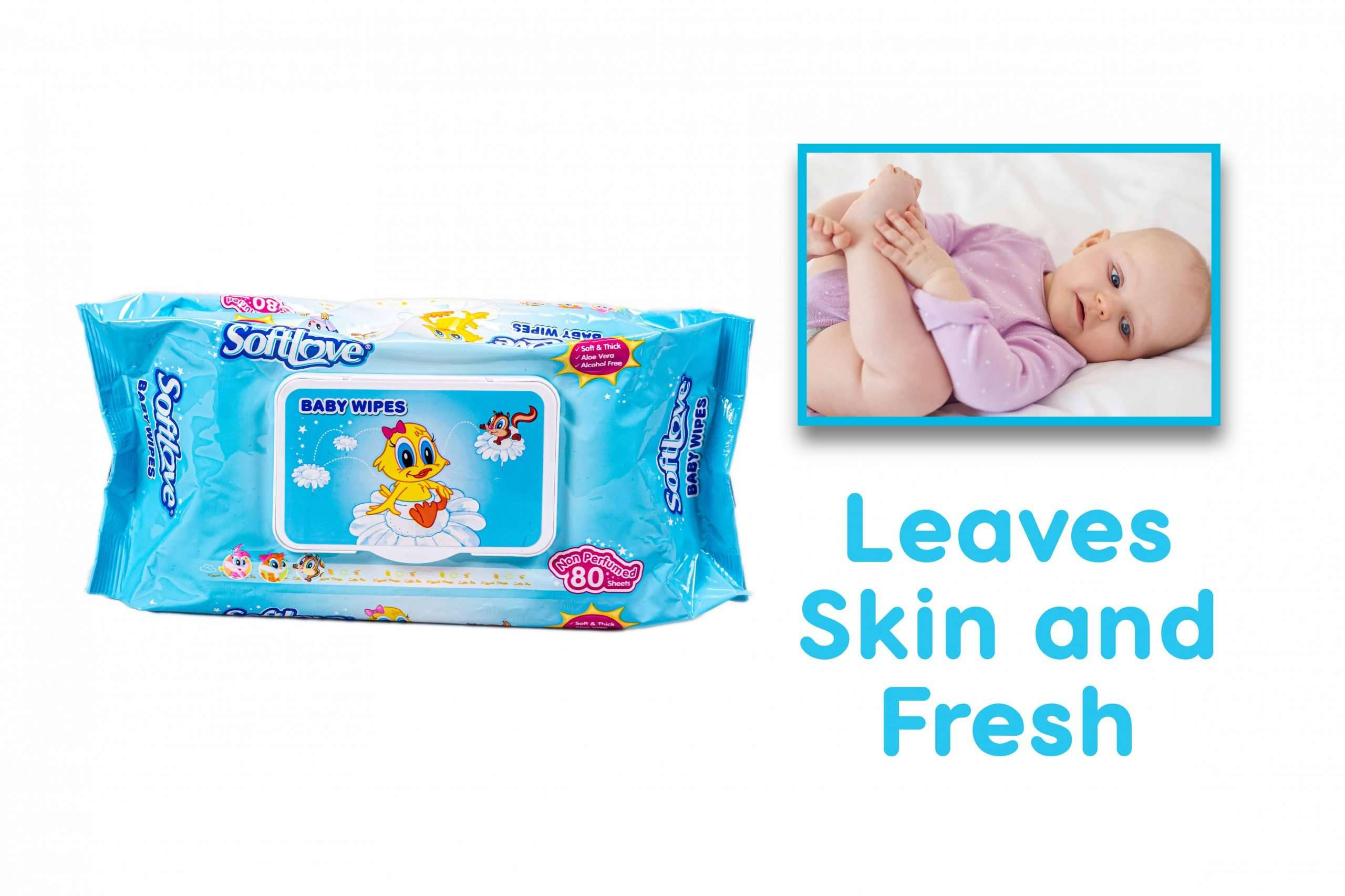 Soft love baby wipes non perfumed design 3 scaled
