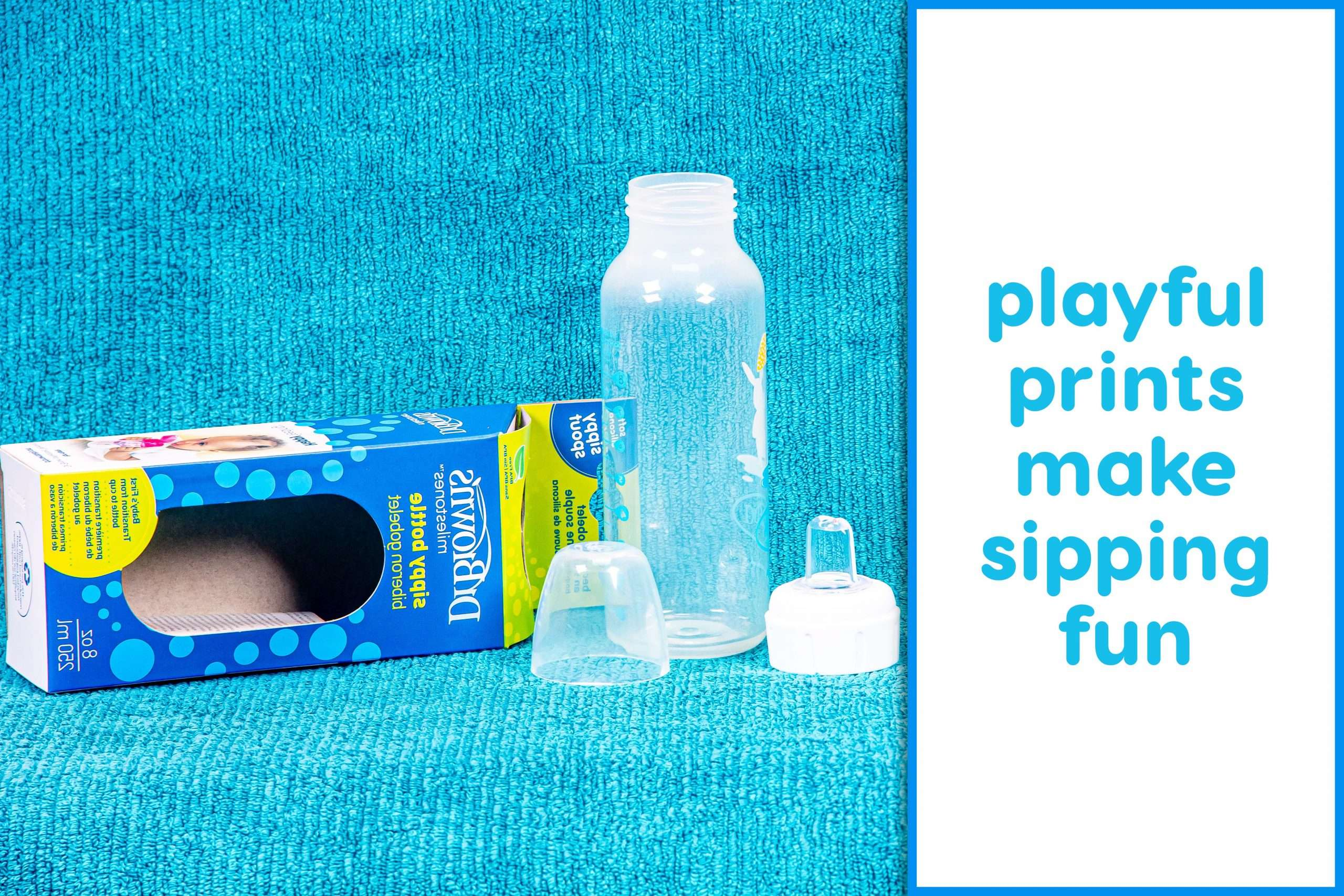 sippy Spout Baby Bottles 5 scaled